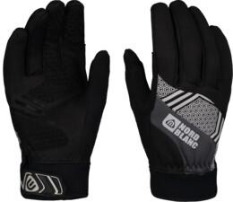Mănuși subțiri negre POINETR - NBWG6360