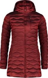 Piros női télikabát SHRIVEL