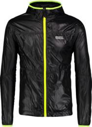 Fekete férfi ultrakönnyű SPORTDZSEKI/kabát IDEALY