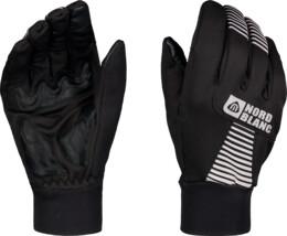 Black softshell gloves GRAB - NBWG6361