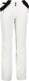 Bílé dámské lyžařské kalhoty SANDY - NBWP6957