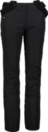 Černé dámské lyžařské kalhoty SANDY - NBWP6957
