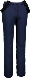 Modré dámské lyžařské kalhoty GROWN