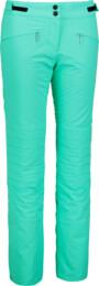 Zelené dámské lyžařské kalhoty SUBSIDY