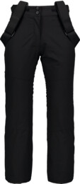 Černé dětské lyžařské kalhoty PLUCKY - NBWPK6961L