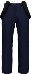 Modré dětské lyžařské kalhoty PLUCKY - NBWPK6961L