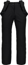 Černé dětské lyžařské kalhoty PLUCKY - NBWPK6961S