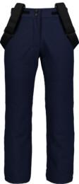 Modré dětské lyžařské kalhoty PLUCKY - NBWPK6961S