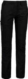 Pantaloni impermeabili negri outdoor pentru femei REIGN