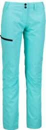 pantaloni impermeabili albaștri outdoor pentru femei REIGN