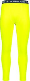 Sárga férfi téli termikus nadrág STARTLE