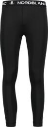 Černé dětské zimní termo kalhoty HEW - NBBKD7105L