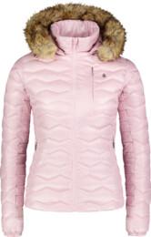 Rózsaszín női sídzeki/síkabát COLLATE