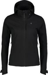 Fekete női outdoor dzeki/kabát COPE