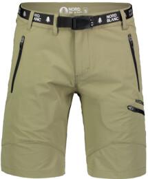 Men's beige outdoor shorts SALVAGE