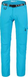Modré pánské outdoorové kalhoty EXHORT