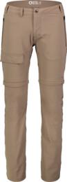 Pantaloni maro outdoor 2 în 1 pentru bărbați WEND