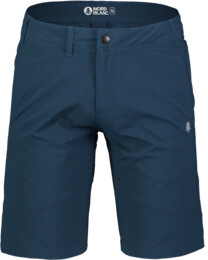 Modré pánské ultralehké outdoorové kraťasy REFUTE - NBSPM7129