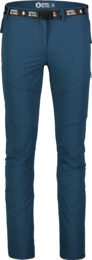 Women's blue outdoor pants LIABLE - NBSPL7130