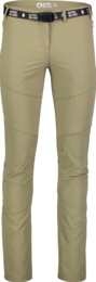 Women's beige outdoor pants LIABLE - NBSPL7130
