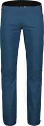 Women's blue ultra lightweight outdoor pants SAUNTER