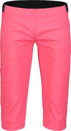 Ružové dámske ultraľahké outdoorové kraťasy SURETY