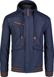 Men's blue light spring- autumn jacket PARTAKE - NBSJM7165