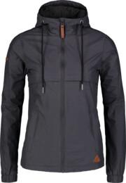 Fekete női könnyű tavaszi dzeki/kabát FAIN