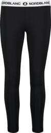 Fekete női sport leggings CONTRIVE - NBSPL7186