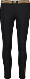 Fekete női sport leggings UNITED - NBSPL7191