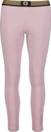 Růžové dámské fitness legíny UNITED - NBSPL7191