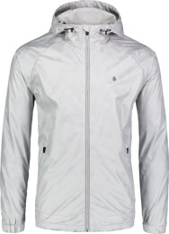 Men's grey ultra light multi-sport jacket COUNTER - NBSJM7163