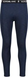 Modré pánske ľahké termo nohavice FALLEN