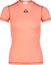 Červené dámské celoroční termo tričko AVOW - NBBLM7092