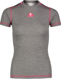 Šedé dámské celoroční termo tričko AVOW - NBBLM7092