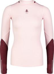 Ružové dámske ľahké termo triko WIMPLE