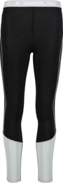 Čierne dámske ľahké termo nohavice IMBUE