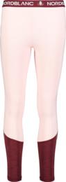 Rózsaszín női könnyű thermo nadrág IMBUE