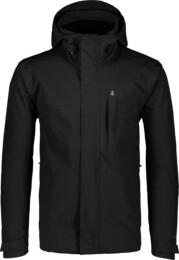 Men's black outdoor jacket DURABLE