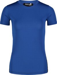 Women's blue jogging t-shirt VIGOROUS - NBSLF7200