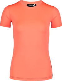 Women's orange jogging t-shirt VIGOROUS - NBSLF7200