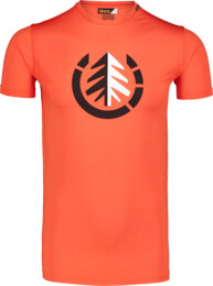 Men's orange fitness t-shirt FULFIL - NBSMF7218