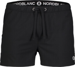 Men's black jogging shorts STALWART - NBSPM7225