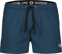 Men's blue jogging shorts STALWART - NBSPM7225