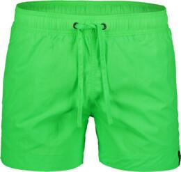 Șorturi verzi de înot pentru bărbați TRANQUIL - NBSPM7266