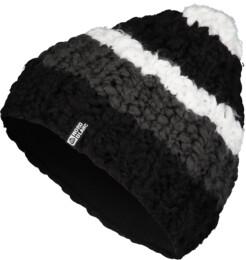 Șapcă neagră BUSHY - NBWH4434
