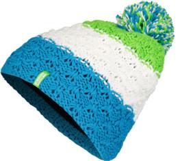 Modrá dámská čepice WALE - NBWHK5455