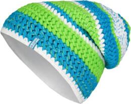 Zelená zimní čepice WARM - NBWHK5457