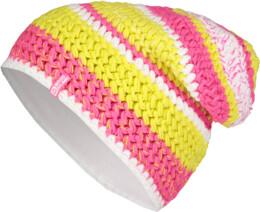 Žlutá zimní čepice WARM - NBWHK5457