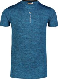 Modré pánske tričko na behanie IMPART - NBSMF7223